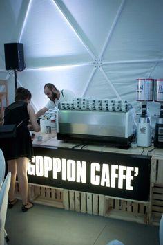 Transatlantyk 2014 Kino Kulinarne / Goppion Caffe
