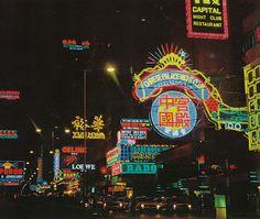 Hong Kong, 1970s.