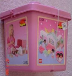 A Duplo set released in 1992.