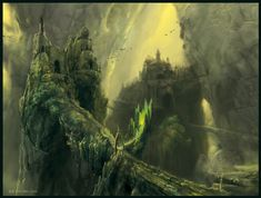 Lost city of Cyclops by Rukkits.deviantart.com on @DeviantArt