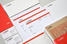 Graphic Identity for a medium printing company