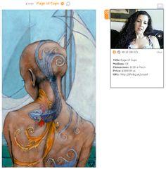 shinebig website  http://www.artpromotivate.com/2012/09/shine-big-video-journal-artists.html
