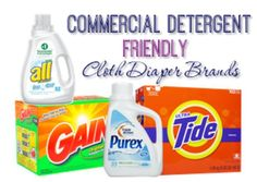 Cloth Diaper Brands that Wont Void Your Warranty for Using Mainstream Detergents