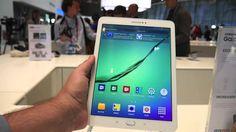 awesome Samsung Galaxy Tab S2 tablets - IFA 2015