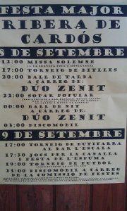 El blog de P.S.: Go!: Festa Major Ribera de Cardós 2012