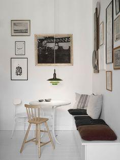 Tanskalainen stylisti Lene Ronfeldt on stailannut nämä kuvat tämän vuoden Louis Poulsenin kuvastoon. Löysin tämän jutun...
