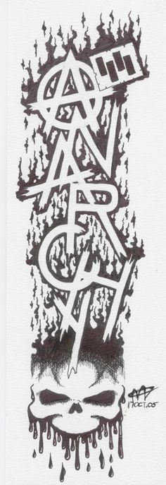 Sons of Anarchy Symbol   Sons Of Anarchy Tattoo Outline Designs