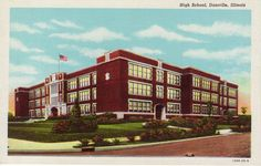 High School, Danville, Illinois