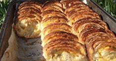 Placinta-melcisori cu budinca Cake Recipes, Deserts, Bread, Baking, Diana, Food, Projects, Bread Making, Log Projects