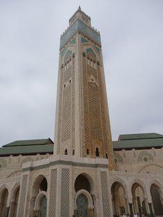 ANTROPOLOGÍA Y ECOLOGÍA UPEL: Pueblos de Marruecos - Mezquita de Hassán II