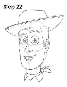 Woody Drawing 22