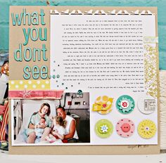what you don't see * american crafts by {Jen Jockisch} @2peasinabucket