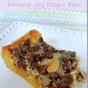 Almond Joy Magic Bars