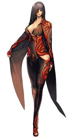Blade And Soul-female-design12