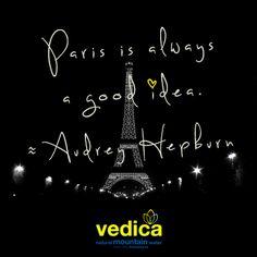 Oh, Audrey Hepburn... Truer words have never been spoken.  Image courtesy of Antoine Henrich / FreeDigitalPhotos.net