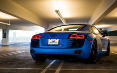 automotivated:  Protective Film Solutions Audi R8 (by David Coyne Photography)