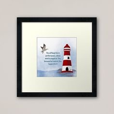 It's weekend again! I hope you have a good rest and some fun! . . Link to Redbubble in my bio. #redbubbleartist #seasideart #nauticaldecor #lighthouseart #bibleverse #bibleverse #christiangifts Seaside Art, Lighthouse Art, Art, Redbubble