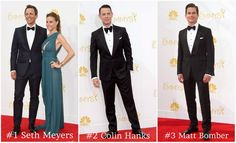 Best Dressed Male: Emmy Awards 2014 - The Maleing List