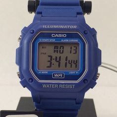 Casio Genuine Gent's Retro F-108WHC Water Resistant Illuminator Watch #Casio