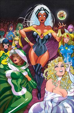 The X-Women