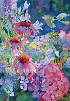 Art of Jeannie Vodden