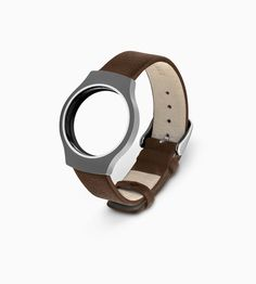 Pebbled Leather Band - Misfit