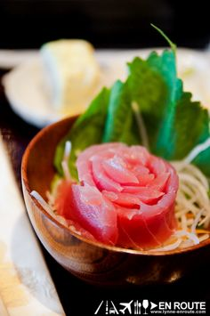 Sashimi Styling from Rose Modern Japanese Cuisine in Fort Bonifacio