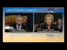 Megyn Kelly Exposes Huge Hillary Clinton Lie About Benghazi - YouTube