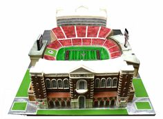 another Texas Tech Stadium Cake (I wish I had the money/reason to make this!)