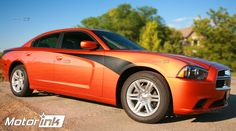 2013+charger+decals | ... Dodge Charger Body Line Side Accent Stripes Graphics Stripe 2012 2013