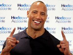The Rock (Dwayne Johnson)
