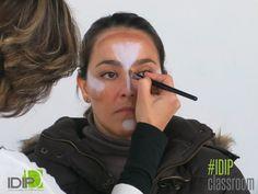 Clases de maquillaje en IDIP www.idip.com.mx  #maquillaje #makeup #beauty #color #fashion #glamour #trendy #tendencia #class #profesional #imagen #IDIP