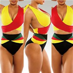 65733b7f20d16 Summer Style Women Long Sleeve Swimwear Two Piece Striped Bathing Suit  Vintage extra Plus Size Swimsuit sexy Swimming Suit