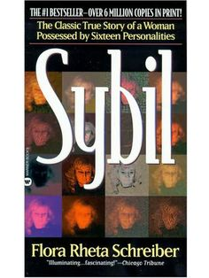 Sybil by Flora Rheta Schreiber **much controversy over the true life story of a woman with multiple personalities.  I found it very interesting look at what she said it was like growing up with this disease of the mind.  The original person is spun off into many personalities to cope with trauma.  Made into a movie.  This is detailed story of Sybil's life.