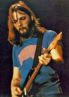 Dave Gilmour - Pink Floyd