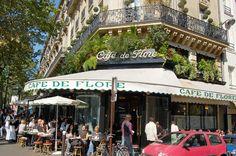 Cafe de Flore - France