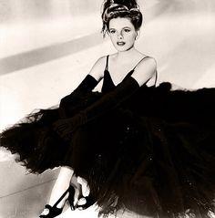 Judy Garland.  Presenting Lily Mars