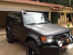 mitsubishi pajero 1997 4x4 off road - Google Search