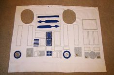 How to make an R2D2 Costume.