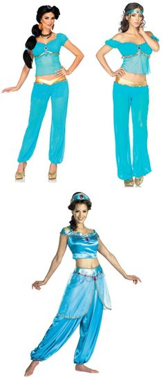 Princess Jasmine Costume for adults