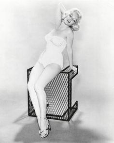 Marilyn photographed by Nick De Morgoli, 1953.