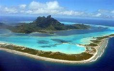 love the amazing nature, Bora Bora. #travel #tourism #tour #sightseeing #sights #BoraBora #beaches #nature