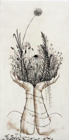 Andrea Benson / Embroidery /