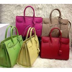 #Colorful #Sac #De #Jour #YSL: at RentFashionBag we like the ref and you?