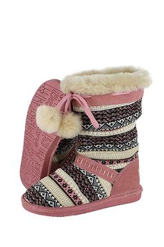 BEARPAW Donner Knit Boot