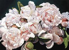 La natura morta contemporanea nei fiori giganti di Thomas Darnell • Arte