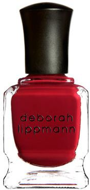Deborah Lippmann My Old Flame Nail Lacquer on BEST RED NAILS!
