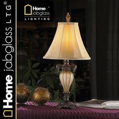 Lampa Stołowa Lampka Nocna JabGLASS HOME (5052363508) - Allegro.pl - Więcej niż aukcje. Table Lamp, Lighting, Home Decor, Living Room, Table Lamps, Decoration Home, Room Decor, Lights, Home Interior Design