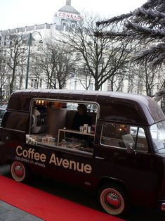 Coffee Avenue, Brussels