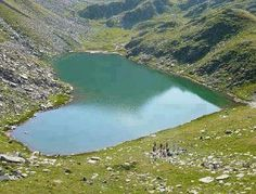 Shimshal Lake: Pakistan.   While nothing special in both size and location, this amazing lake holds its own by being the World's only natural forming heart shape! Strangely it wasn't until 2005 when the road got opened up to Shimshal village that people other than locals knew about it!